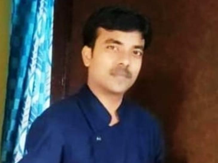 मृतक राजीव कुमार अम्बष्ट (फाइल)। - Dainik Bhaskar