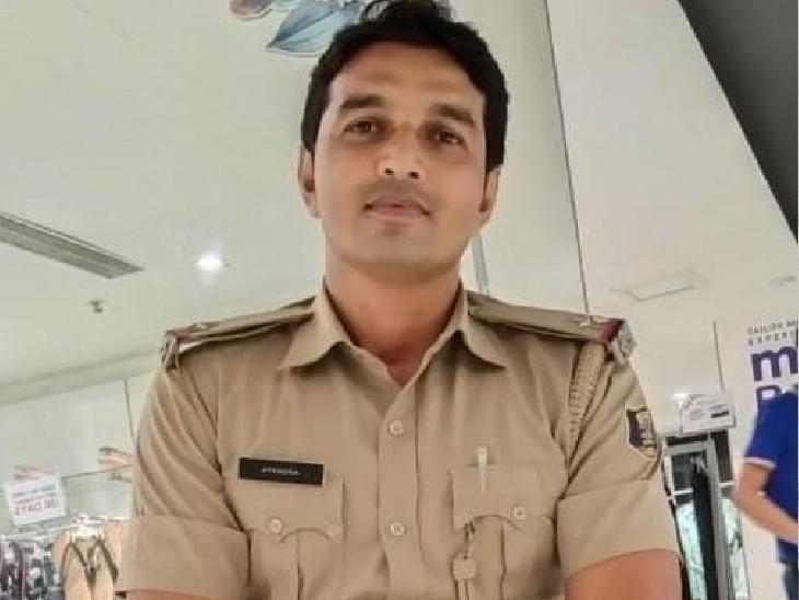 महिला सिपाही द्वारा ASI जितेंद्र पासवान पर लगाये गए संगीन आरोपों की जांच तेज़ी से शुरू कर दी गयी है। - Dainik Bhaskar