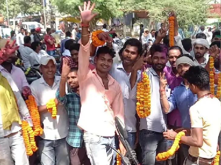 वोटिंग से पहले जारी हुआ रिजल्ट, 35 जिलों के 50 प्रखंडों में पंच, पंचायत समिति और मुखिया चुने गए|बिहार,Bihar - Dainik Bhaskar