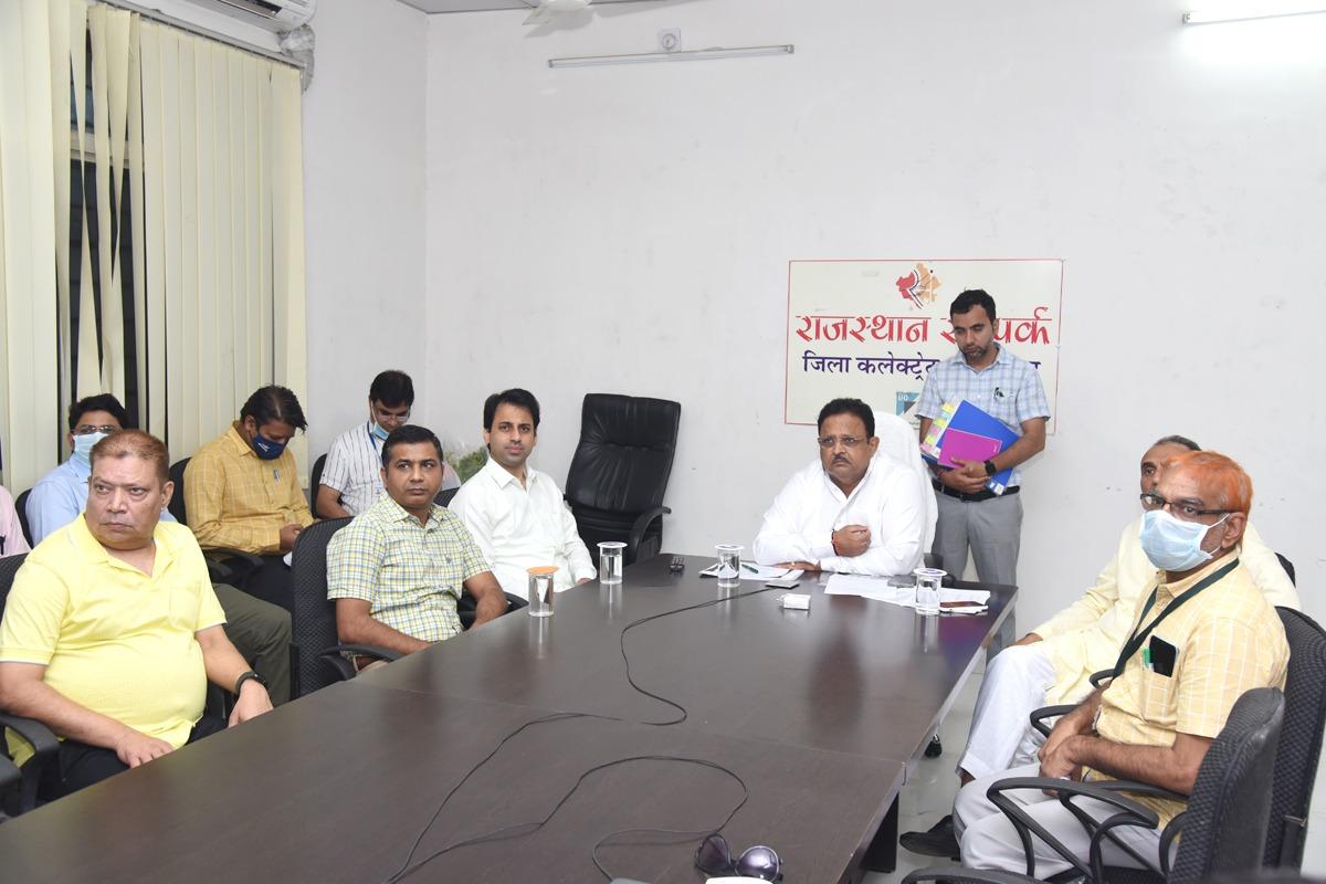 रघु शर्मा ने नाथद्वारा सहित 41 प्लांट का किया लोकार्पण, बोले- कोरोना काल में सरकार ने किया बेहतरीन काम, संभावित तीसरी लहर के लिए भी तैयार|राजसमंद,Rajsamand - Dainik Bhaskar