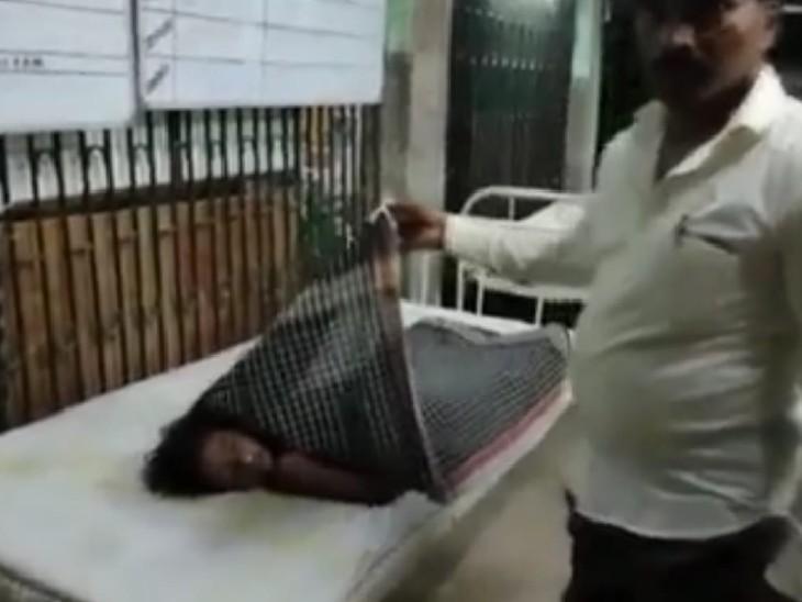 जहानाबाद के यमुना नदी में नहाने गया था बच्चा, गहरे पानी में जाने से डूबा, ग्रामीणों ने निकाला शव बिहार,Bihar - Dainik Bhaskar