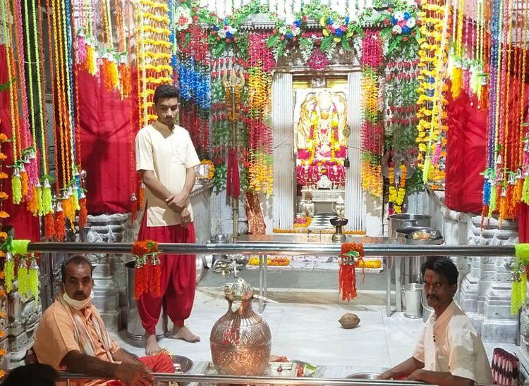 मां भक्तों की आश पुरी करती हैं इसलिए नाम पड़ा आशापुरा माता, सालाना आता है 3 करोड़ का चढ़ावा|पाली,Pali - Dainik Bhaskar