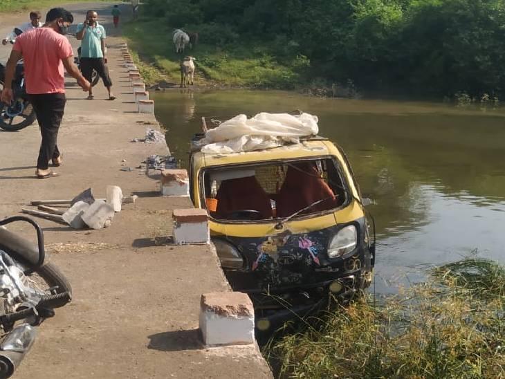 रनवे नदी बरसाती नदी है। इस कारण इसमें पानी काफी कम है।