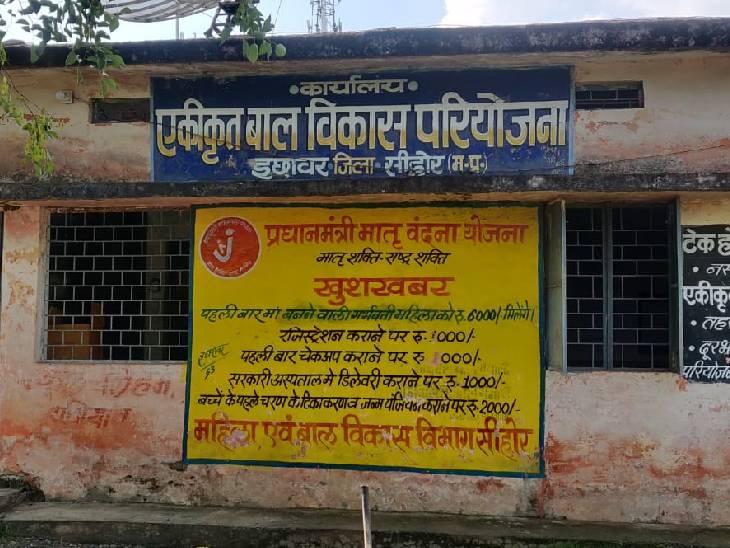 1415 में से 297 आंगनबाड़ी किराए के भवन में संचालित, जिम्मेदार नहीं दे रहे ध्यान|सीहोर,Sehore - Dainik Bhaskar