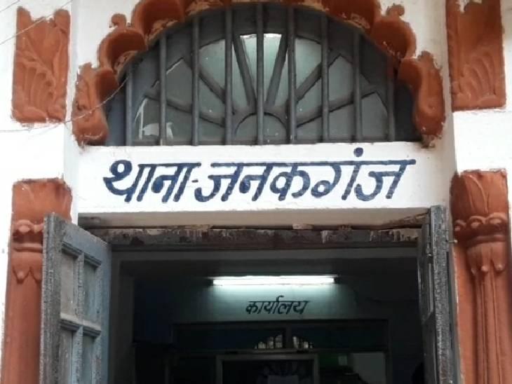 पीड़िता बोली- घर में घुसे दो बदमाशों ने दुपट्टे से मुंह बंद कर मारपीट की, 3 तोला वजनी सोने के कड़े और रुपए लेकर भागे|ग्वालियर,Gwalior - Dainik Bhaskar