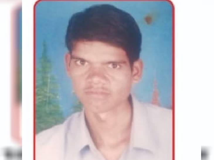 हत्या का आरोपी सुनील। - Dainik Bhaskar