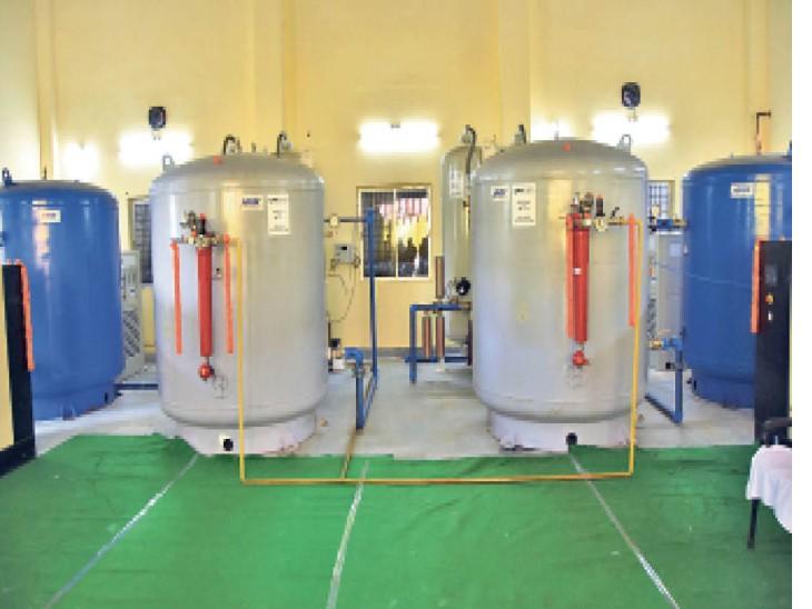 किसी भी महामारी के लिए नहीं होगी ऑक्सीजन की कमी, नई मशीन से जल्द हो सकेगी फेफड़े की स्कैनिंग। - Dainik Bhaskar
