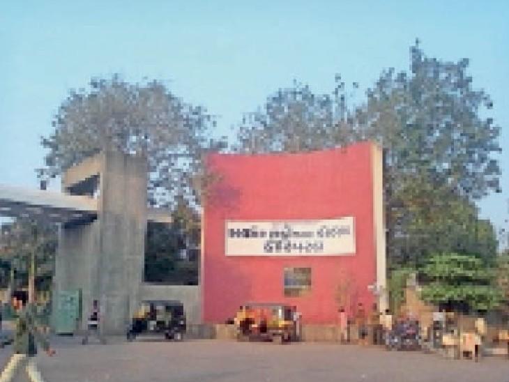 जिस सीनियर आरएमओ के खिलाफ 74 मार्शलाें ने प्रताड़ित करने की शिकायत की, अस्पताल अधीक्षक ने उसी काे मामले की जांच सौंप दी|गुजरात,Gujarat - Dainik Bhaskar