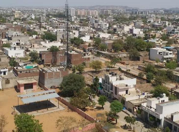 राजस्थान हाईकोर्ट के आदेश के बाद नगरीय विकास विभाग बैकफुट पर; स्कीम पर रोक लगाई|जयपुर,Jaipur - Dainik Bhaskar