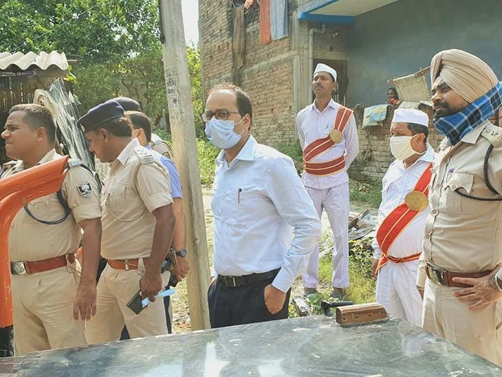 दलसिंहसराय की 14 व उजियारपुर की 28 पंचायतों में होना है चुनाव, 1268 पदों के लिए बनाए गए 575 मतदान केंद्र|समस्तीपुर,Samastipur - Dainik Bhaskar