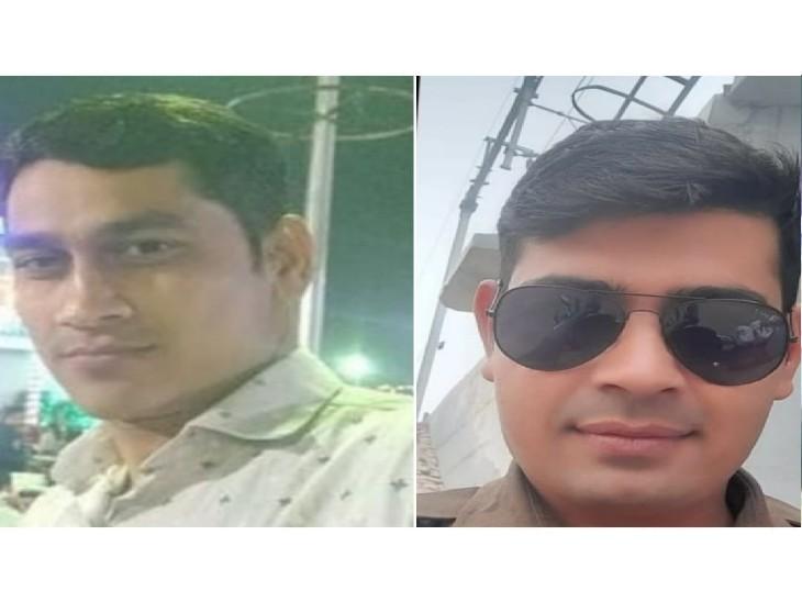 मुरैना हादसे में आगरा के एक और सिपाही की मौत, मंगलवार देर रात हुआ था एक्सीडेंट|उत्तरप्रदेश,Uttar Pradesh - Dainik Bhaskar
