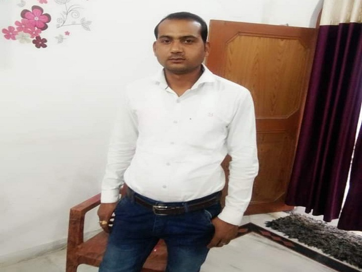 मृतक सुनील (फाइल फोटो) - Dainik Bhaskar