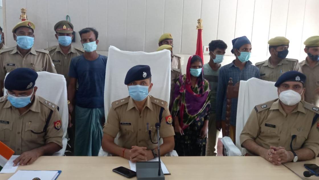 प्रेमी के सुख व पति के बीमा धन के लिए पहली पत्नी ने धोखे से बुलाकर पति की हत्या कर दी और लाश को बोरे में भरकर फेंक दिया - Dainik Bhaskar