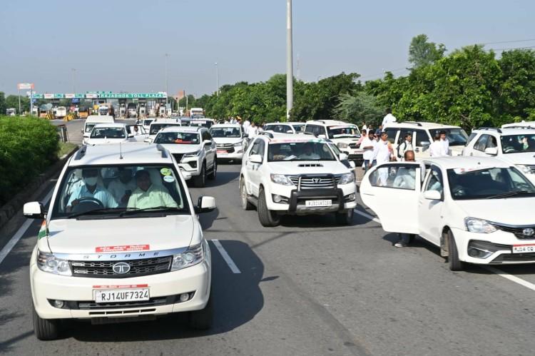 भरतपुर पहुंचे डोटासरा, कुछ देर में होंगे लखीमपुर खीरी के लिए रवाना, कई मंत्री भी करेंगे पैदल मार्च|राजस्थान,Rajasthan - Dainik Bhaskar