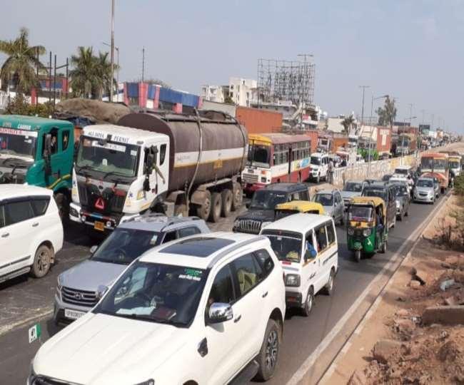 आज शाम साढे़ पांच बजे से रात सात बजे तक संभालेंगे ट्रैफिक की कमान, IG ने तैयार किया ट्रैफिक का मास्टर प्लान|आगरा,Agra - Dainik Bhaskar