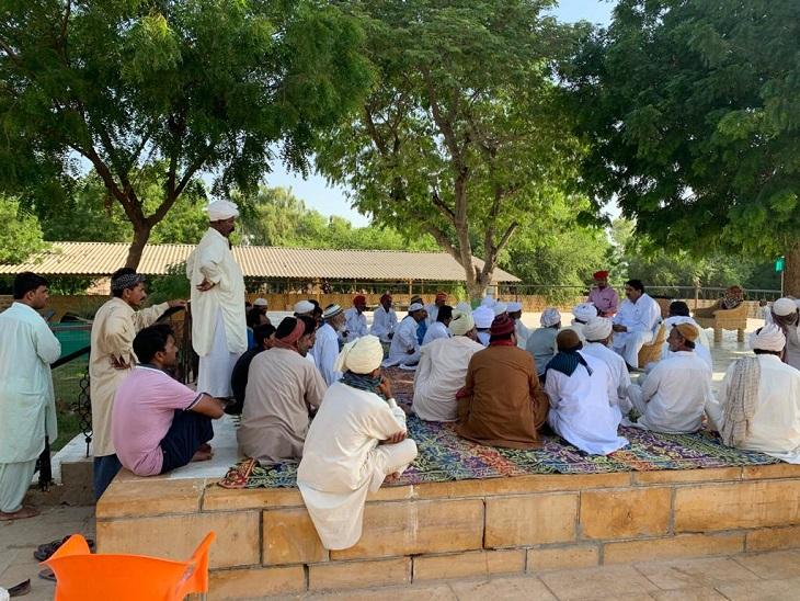 अल्पसंख्यक मंत्री शाले मोहम्मद का दो दिवसीय जैसलमेर दौरा, छात्राओं को स्कूटी देने के साथ कई कार्यक्रमों में करेंगे शिरकत, लोगों की समस्याओंको करेंगे हल|जैसलमेर,Jaisalmer - Dainik Bhaskar