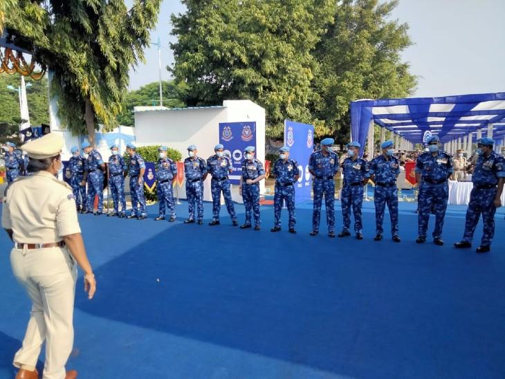 मौजूद समय में पूरे देश में आरएएफ की 15 वाहनी स्थापित हैं।