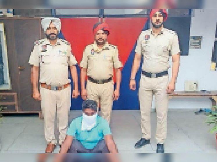 आरोपी को थाना कोतवाली पुलिस अदालत में पेश कर रिमांड पर लेगी। - Dainik Bhaskar