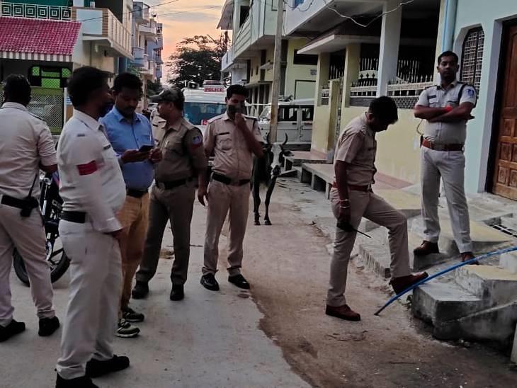 हत्या के प्रयास में तीन आरोपियों को पुलिस ने किया गिरफ्तार, एक माह पहले दिया था घटना को अंजाम|छतरपुर (मध्य प्रदेश),Chhatarpur (MP) - Dainik Bhaskar