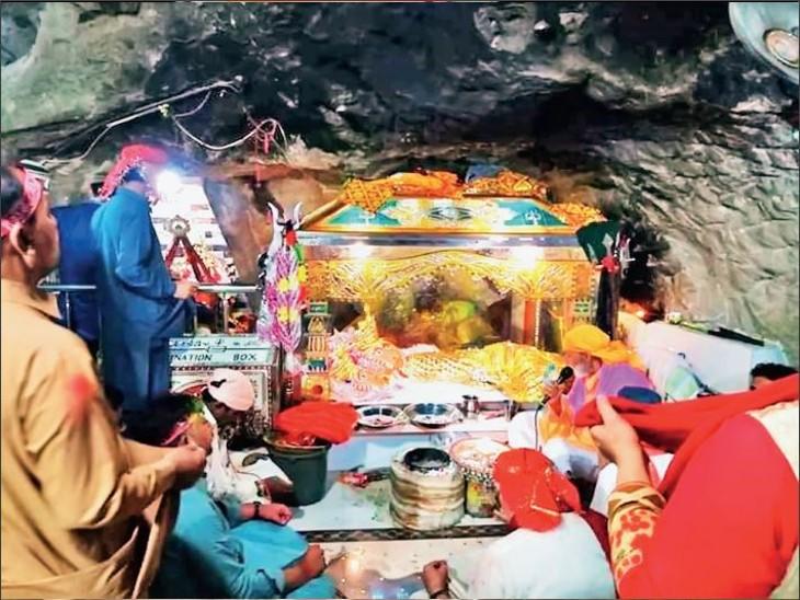 बलूचिस्तान का शक्तिपीठ, जहां देवी सती का सिर गिरा था, 700 वर्षों से तीर्थयात्रा के लिखित प्रमाण मिलते हैं|देश,National - Dainik Bhaskar