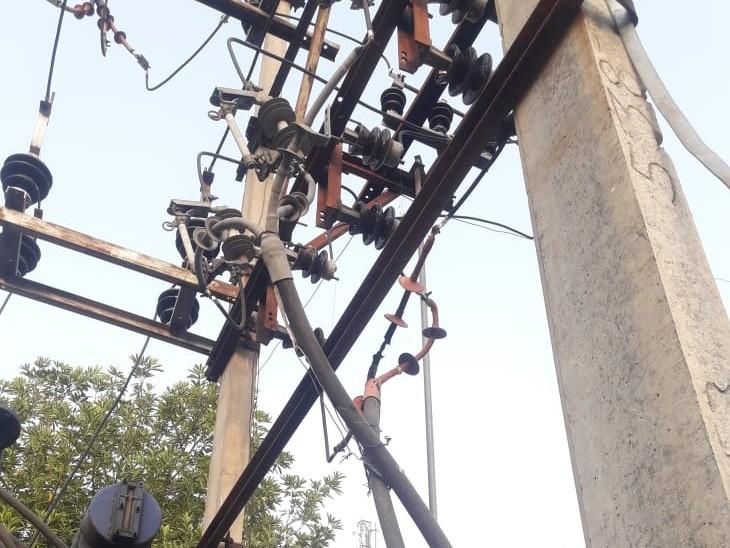 शहर में किए जा रहे बिजली लाइनों की मरम्मत के काम, 5 दर्जन से ज्यादा इलाकों में बंद रहेगी सप्लाई, KEDL ने लिया शटडाउन|कोटा,Kota - Dainik Bhaskar