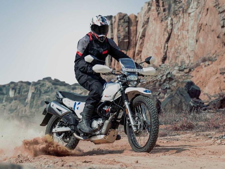 हीरो ने अपनी एडवेंचर बाइक का नया वर्जन लॉन्च किया, पुराने मॉडल से ज्यादा दमदार इंजन दिया; ग्राउंड क्लीयरेंस 220mm किया टेक & ऑटो,Tech & Auto - Dainik Bhaskar