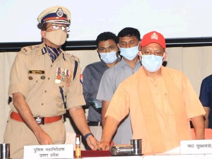सोशल मीडिया पर पुलिस की सक्रियता बढ़ी, विभाग से जुड़ी पल-पल की जानकारी करेगा अपडेट|लखनऊ,Lucknow - Dainik Bhaskar