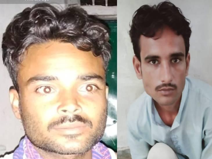 जबलपुर पुलिस ने दो शातिर लुटेरों को दबोचा, छीने हुए 7 हजार रुपए, मोबाइल और वारदात में प्रयुक्त चाकू व बाइक जब्त|जबलपुर,Jabalpur - Dainik Bhaskar