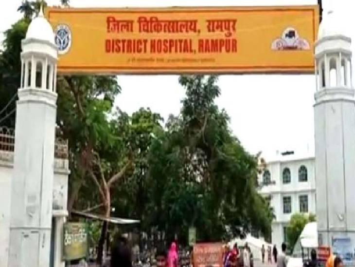 जलशक्ति राज्यमंत्री और विधायक राजबाला ने किया शुभारंभ, पीएम केयर्स फंड से हुआ निर्माण रामपुर,Rampur - Dainik Bhaskar
