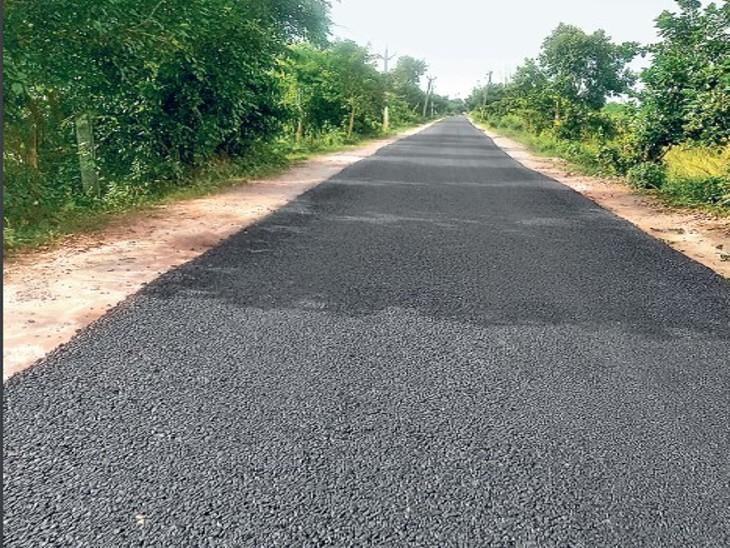 टेंडर के पहले संबंधित सड़क का ट्रैफिक सर्वे होगा, फिर आबादी के दबाव के हिसाब से चौड़ीकरण का इस्टीमेट बनेगा। - Dainik Bhaskar