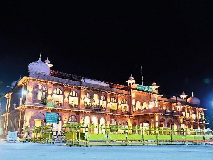 देशी-विदेशी पर्यटकों को रिझाएगा बीकानेर का जूनागढ़। - Dainik Bhaskar