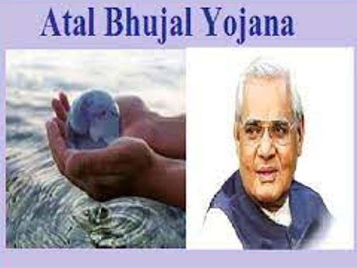 अटल भूजल याेजना के तहत पायलट प्रोजेक्ट के रूप में अलवर जिले की राजगढ़ पंचायत समिति का चयन हुआ है। - Dainik Bhaskar