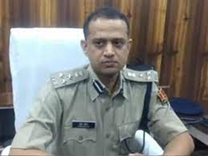 पुलिस कमिश्नर जोस मोहन।(फाइल फोटो) - Dainik Bhaskar