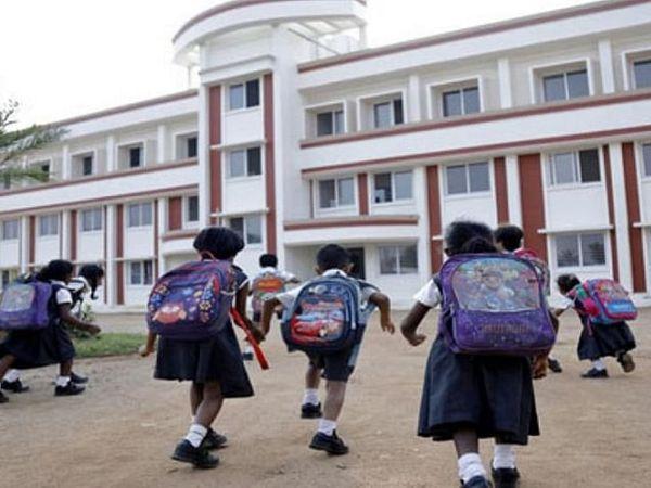 जिले के सरकारी स्कूलाें में पिछले साल की तुलना में 10617 स्टूडेंट बढ़े|झुंझुनूं,Jhunjhunu - Dainik Bhaskar