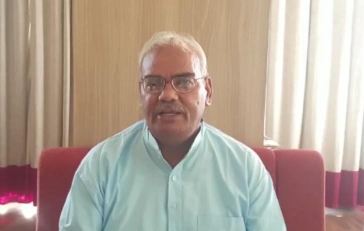 रामगंजमंडी विधायक मदन दिलावर। - Dainik Bhaskar