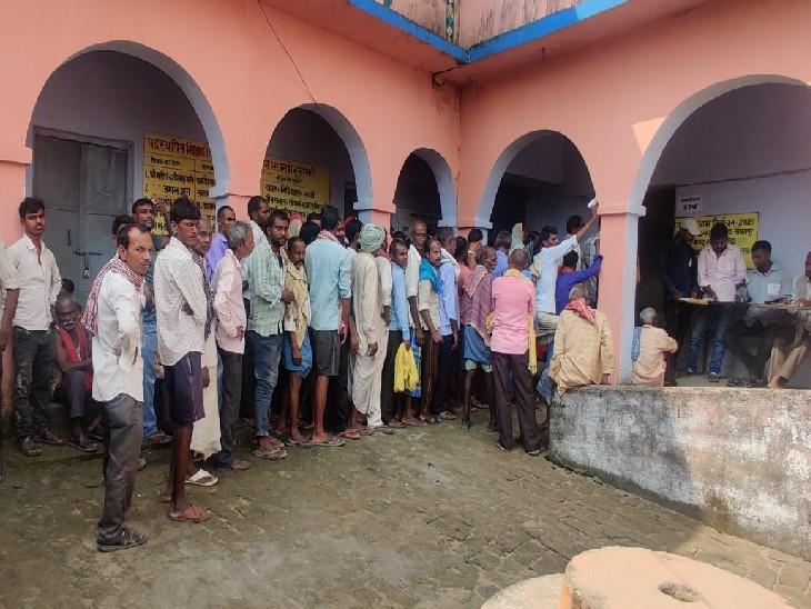 नौबतपुर के 257 और बिक्रम के 217 बूथ में कई संवेदनशील, पुलिस फोर्स के साथ मजिस्ट्रेट की बढ़ी निगरानी|पटना,Patna - Dainik Bhaskar