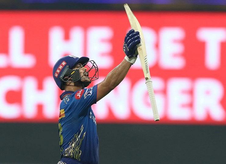 अबू धाबी में अब तक खेले मैचों में मुंबई का सबसे बड़ा स्काेर , ईशान ने आखिरी मैच में खेली धमाकेदार पारी|IPL 2021,IPL 2021 - Dainik Bhaskar