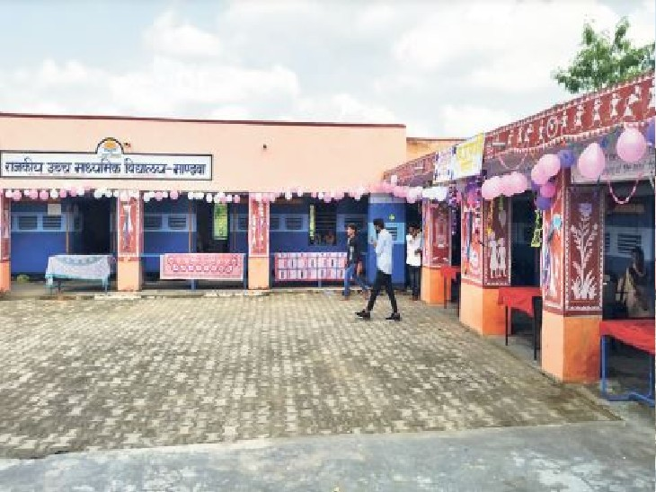 इंग्लैंड की संस्था ने भारत से 6 स्कूलों को चुना, राजस्थान से महज एक उदयपुर,Udaipur - Dainik Bhaskar
