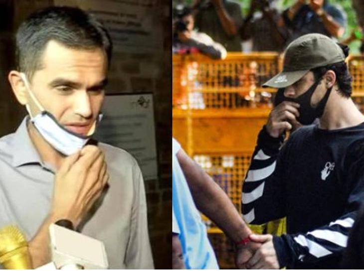 NCB जोनल डायरेक्टर समीर वानखेड़े बोले- हमारा केस स्ट्रांग है और हम इसे ऐसे ही अदालत में पेश करेंगे बॉलीवुड,Bollywood - Dainik Bhaskar