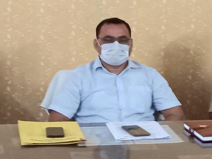 उजियारपुर में बूथ संख्या 290 पर चुनाव चिन्ह में गड़बड़ी की वजह से हुआ था रद्द, पंचायत समिति सदस्य के पद पर होगा पुनर्मतदान|समस्तीपुर,Samastipur - Dainik Bhaskar