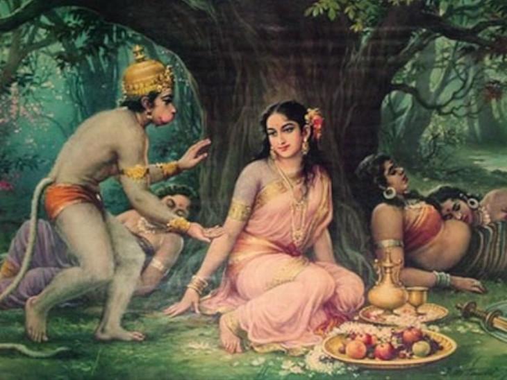 सुंदरकांड की सीख - जब तक सफलता न मिल जाए, हमें बार-बार प्रयास करते रहना चाहिए|धर्म,Dharm - Dainik Bhaskar