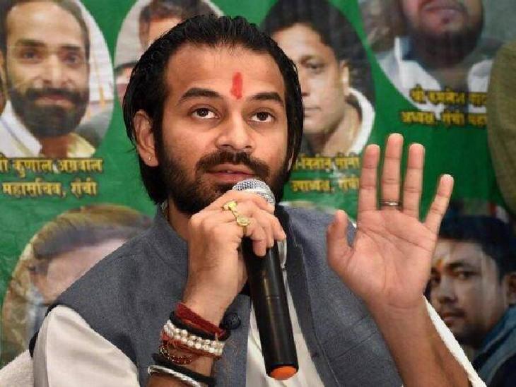 बोले- हरियाणवी स्क्रिप्ट राइटर... ये फालतू की सी ग्रेड कहानी कहीं और लिखना; तारापुर प्रकरण से झाड़ा अपना पल्ला बिहार,Bihar - Dainik Bhaskar