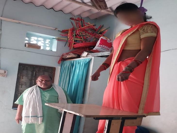 1 वर्ष पहले हुई थी प्रॉपर्टी डीलर की शादी, कई दिनों से मानसिक रूप से परेशान थी पत्नी पटना,Patna - Dainik Bhaskar