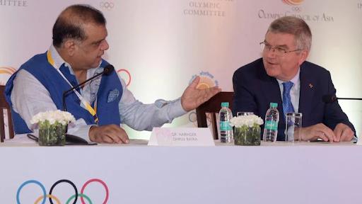 2036 ओलिंपिक के लिए बोली लगाएगा भारत; नरेंद्र मोदी स्टेडियम में हो सकता है उद्घाटन समारोह|स्पोर्ट्स,Sports - Dainik Bhaskar