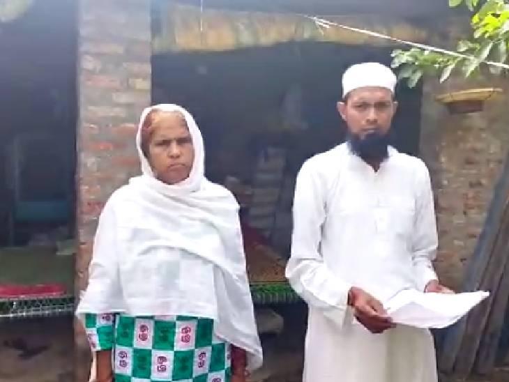सपा जिला सचिव ने रुपए लेकर नहीं किया दुकान का बैनामा, पुलिस अधिकारियों के यहां चक्कर काट रहा पीड़ित परिवार रामपुर,Rampur - Dainik Bhaskar