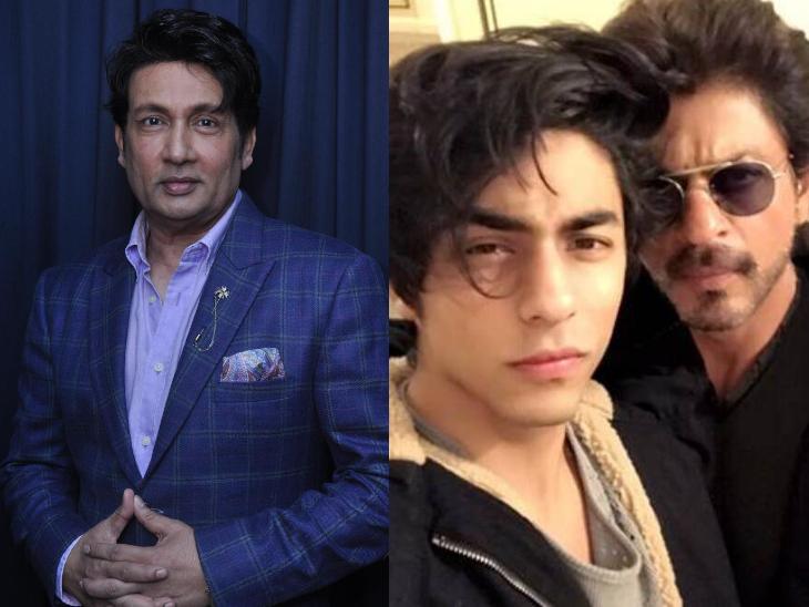 आर्यन खान के मामले में अब शेखर सुमन ने किया शाहरुख खान का सपोर्ट, बोले-पिता के तौर पर समझ सकता हूं कि वे किस दर्द से गुजर रहे हैं|बॉलीवुड,Bollywood - Dainik Bhaskar