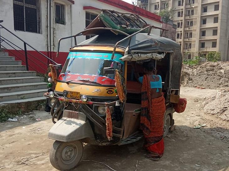 रुपौली में शनिवार को मिली लाश, दिनभर ग्रामीणों ने छुपाया, आज पुलिस के पास पहुंचा मामला, पड़ोसी पर हत्या का आरोप|पूर्णिया,Purnia - Dainik Bhaskar