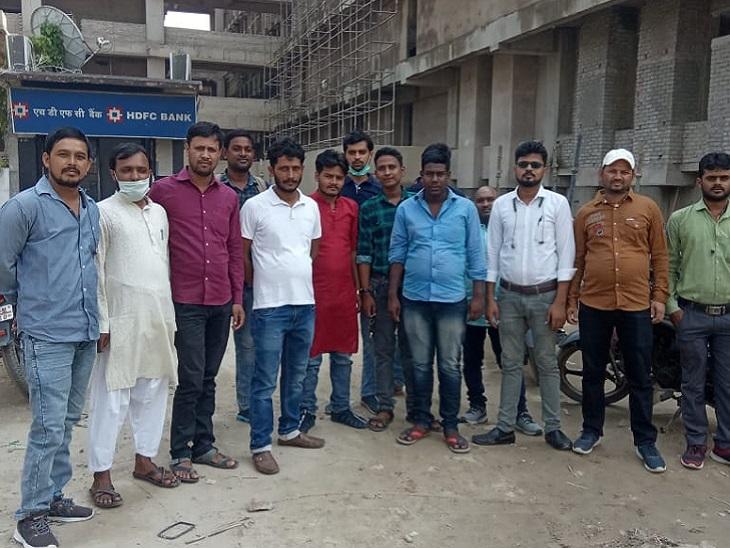 विभाग की ओर से NGO ने की थी बहाली, अब 112 डाटा आपरेटरों को 10 माह से नहीं मिला वेतन पूर्णिया,Purnia - Dainik Bhaskar