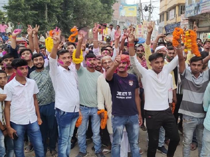 तीसरे चरण की 76 जिला परिषद सीटों पर रिजल्ट हुआ जारी, जानिए कौन कहां जीता; 26 पर अभी चल रही काउंटिंग|बिहार,Bihar - Dainik Bhaskar