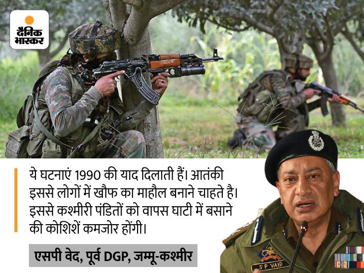 क्या तालिबान की जीत का असर दिखने लगा है? जानिए कश्मीर में शांति से क्यों बौखलाए आतंकी?|DB ओरिजिनल,DB Original - Dainik Bhaskar